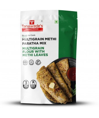 Multigrain Methi Paratha