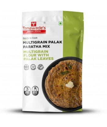 Multigrain Palak Paratha